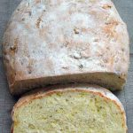 Duona su cukinija ir sūriu