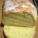 Duona su moliūgu ir sūriu