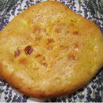 Uzbekiška duona su svogūnais
