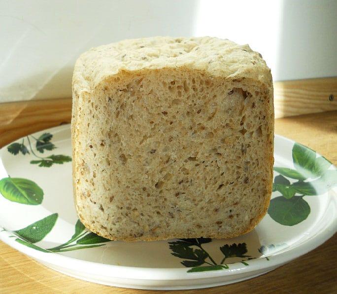 Šviesi plikyta duona