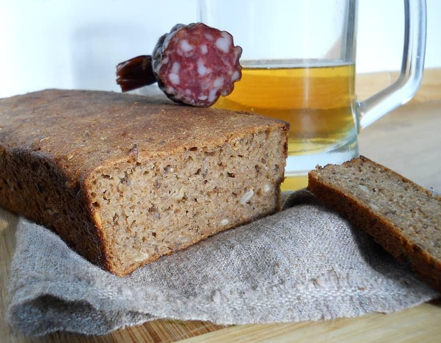 Plikyta ruginė duona
