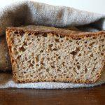 Duona su kvietiniu raugu