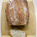 Tinginių duona arba duona, kurios nereikia minkyti