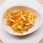 Marinuotos kopūstų salotos