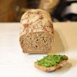 Trijų rūšių miltų duona