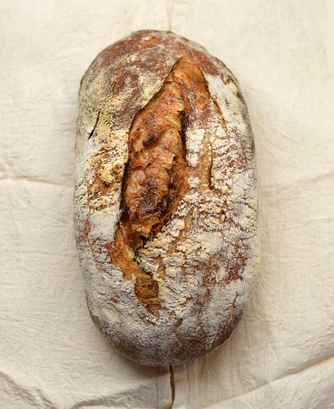 Alaus duona, kurios nereikia minkyti 1