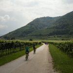 biking in austria wachau
