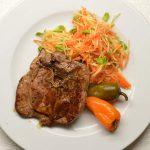 Morkų, pastarnokų salotos